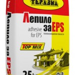 Лепилна смес за изолация EPS Топ микс – 25 кг. (Теразид)