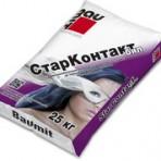 Лепилно – шпакловъчна смес за изолация StarContact – 25 кг. Бял (Баумит)