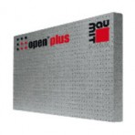 Топлоизолация EPS F 12/50/100 см. Open Plus – (Баумит)