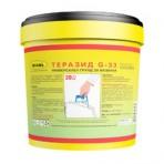 Грунд преди мазилка G33 – 20.0 кг. (Теразид)