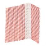 Профил за ъгъл с мрежа 10*15 см. PVC – 2.5 м. (Баумит)